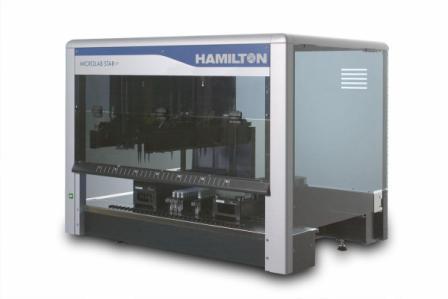 Hamilton STARLet自动加样工作站(二手仪器)
